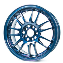 Volk Racing RE30 Magnesium Blue 17X9 5-114.3 Wheel