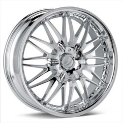 Verde REGENCY Chrome 16X8 4-114.3 Wheel