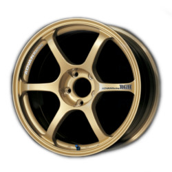Advan RGII Gold 18X10 5-114.3 Wheel