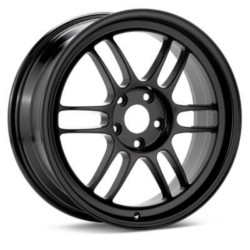 Enkei RPF1 Black 17X8 5-100 Wheel