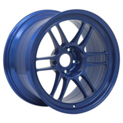 Enkei RPF1 Blue 15X7 4-100 Wheel