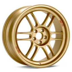 Enkei RPF1 Gold 17X9 5-114.3 Wheel