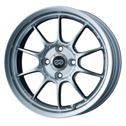Enkei RPF1 TYPE2 Silver 16X7 4-100 Wheel