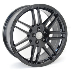 Ace RS-4 Hyperblack 18X8 5-100 Wheel