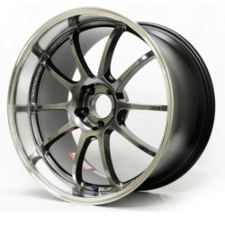 Advan RS-D Machining Silver Wheel