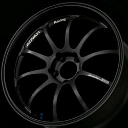 Advan RS-D Matte Black 18X10 5-120 Wheel