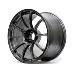 Advan RS Dark Gunmetal 17X9 5-114.3 Wheel