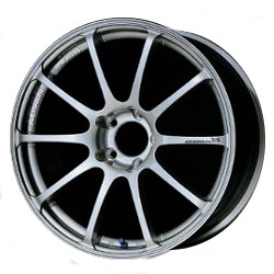 Advan RS Hyper Silver 19X9 5-120 Wheel