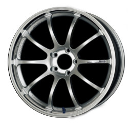 Advan RS Silver 18X8 5-114.3 Wheel
