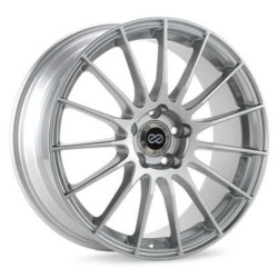 Enkei RS05 Silver 18X8 5-100 Wheel