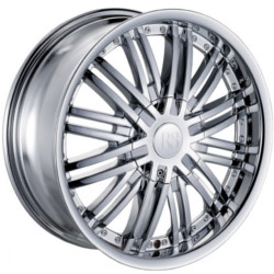 Red Sport RSW99 Chrome 22X10 6-135 Wheel