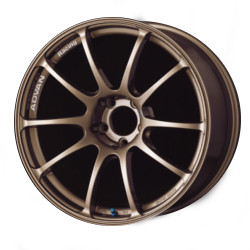 Advan RZ Bronze 19X9 5-114.3 Wheel