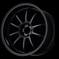 Advan RZ-DF Matte Black 19X9 5-114.3 Wheel