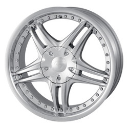 Sacchi S42 Hypersilver/Machined 20X8 4-114.3 Wheel