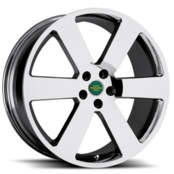 Redbourne SAXON Chrome 20X10 5-120 Wheel