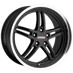 Verde SCORPION Black Mirror Lip 19X9 5-120.7 Wheel
