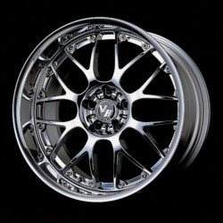 Volk Racing SF WINNING Mercury Silver 19X10 5-114.3 Wheel