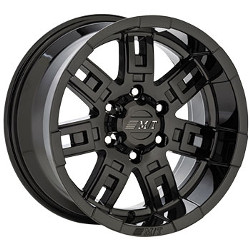 Dick Cepek Co SIDEBITER Black 15X10 5-114.3 Wheel