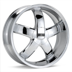 Verde SKYLON Chrome 22X9 5-120 Wheel