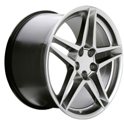 Ace SLICK Hyperblack 18X10 5-120.7 Wheel