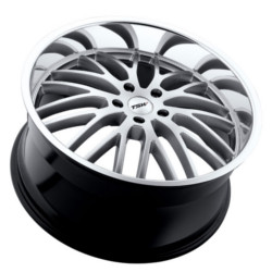 TSW SNETTERTON Hypsil Mirror Lip 22X9 5-120 Wheel
