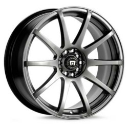 Motegi Racing SP10 Hyper Black W/ Clear Coat 18X8 4-114.3 Wheel