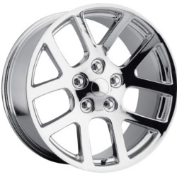 Wheel Replicas SRT-10 Chrome 22X10 5-139.7 Wheel