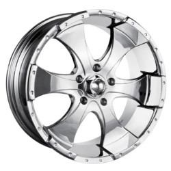 Ion STYLE-136 Chrome Wheel
