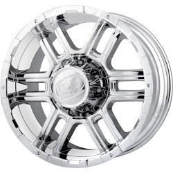 Ion STYLE-179 Chrome 20X9 6-135 Wheel