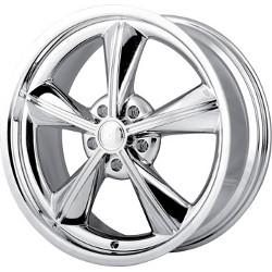 Ion STYLE-625 Chrome 20X10 5-120.7 Wheel