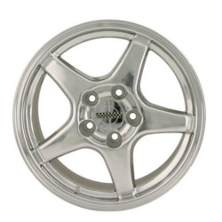 Detroit STYLE-841 Polished 17X10 5-120.7 Wheel