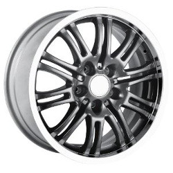 Detroit STYLE-DM3 Gunmetal Wheel