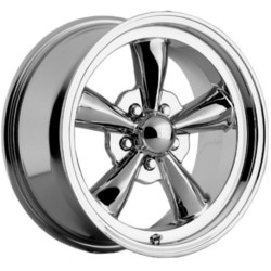 Vision STYLE141-LEGEND 5 RWD Chrome 17X9 5-127 Wheel