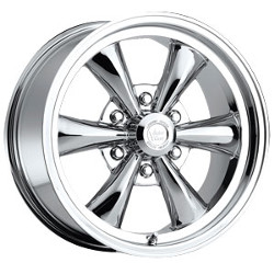 Vision STYLE141-LEGEND 6 RWD Chrome 17X8 6-139.7 Wheel