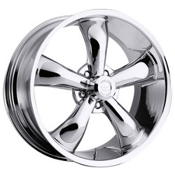 Vision STYLE142-LEGEND 5 RWD Phantomchrome Wheel