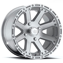 Vision STYLE159-OUTBACK FOR ATV Machinedclearcoat 14X8 5-114.3 Wheel