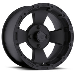 Vision STYLE161-BRUISER FOR ATV Matteblack 14X7 4-110 Wheel