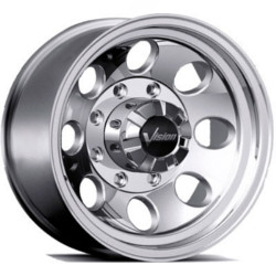 Vision STYLE171-SCORPION RWD Polished 17X9 5-139.7 Wheel