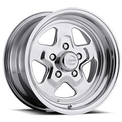 Vision STYLE521-SPORTSTAR RWD Polished 15X7 4-108 Wheel