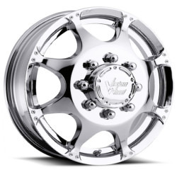 Vision STYLE715-CRAZYEIGHTZ FOR DUALLY FRONT Chrome Wheel