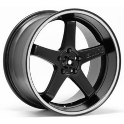 Axis SUPER HIRO Matte Black 19X9 5-112 Wheel