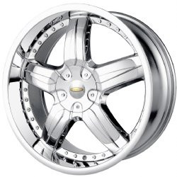 Baccarat SYNC Chrome 18X8 5-110 Wheel