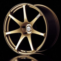 Advan T7 Gold Wheel