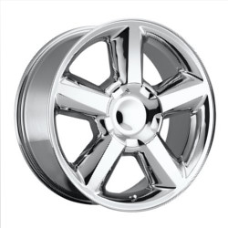 Wheel Replicas TAHOE LTZ Chrome Wheel