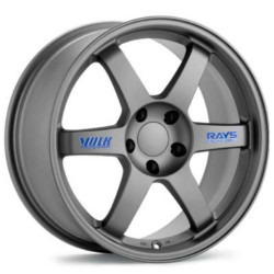 Volk Racing TE37 Gunmetal Wheel