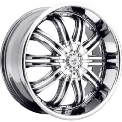TIS TIS32 Chrome 20X9 5-108 Wheel