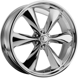 American Racing TORQ THRUST ST Chrome 20X9 6-135 Wheel