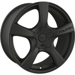 Touren TR9 Black 22X9 5-120 Wheel