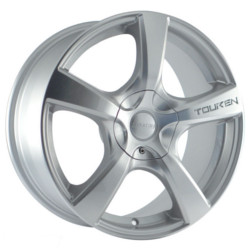Touren TR9 Hypersilver 16X7 4-114.3 Wheel