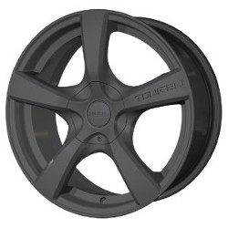 Touren TR9 Matte Black 16X7 5-114.3 Wheel